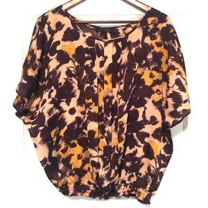 Printed Top from The Limited- Size Small